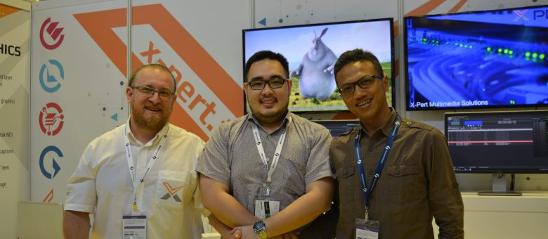 Leading Indonesian TV Channels Rely on Our Technologies