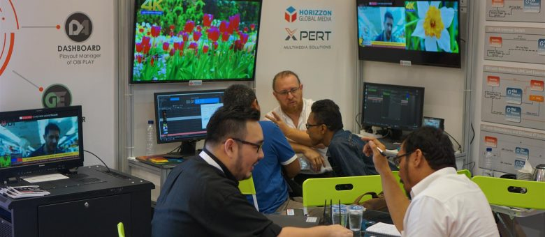 PT HGM Partners with X-Pert Multimedia Solutions on OBI Brand